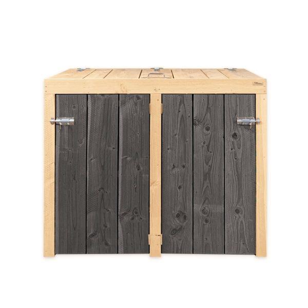 Kliko-ombouw-dougas-gesloten-zwarte-deuren