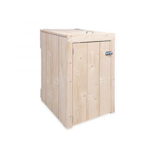 Container ombouw hout