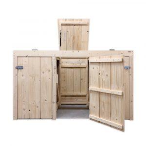 kliko ombouw de helling open klep deur 3